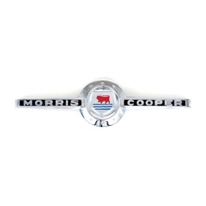Morris Cooper Mk1 Bonnet Badge