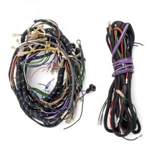 Braided Wiring Loom - Mk1 Cooper 'S'