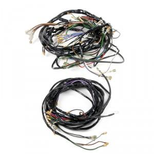 Taped Wiring Loom - Mk2 Cooper 'S'