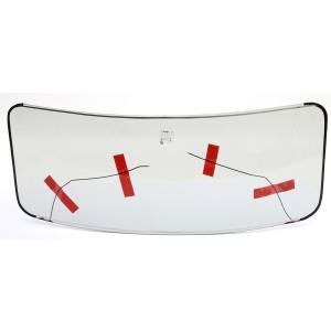 Standard Rear Windscreen - Mk1 - Clear Heated