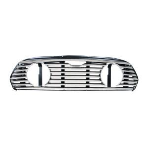 Rover Mini Cooper Grille inc Spotlamp Holes - External Release