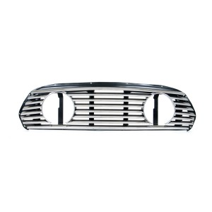 Rover Mini Cooper Grille inc Spotlamp Holes - Internal Release
