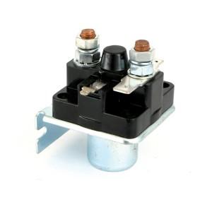 Starter Solenoid - Inertia type - 4 Terminals - 1983-85