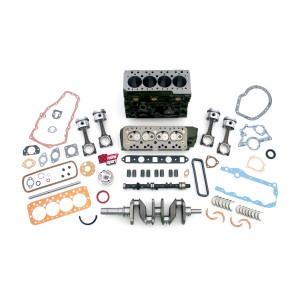 1400cc Stage 4 Mini Engine Kit