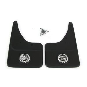 Genuine Rear Mini Cooper Mudflaps pair