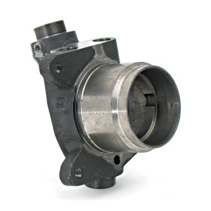 Front Swivel Hub LH - Mini Disc Type