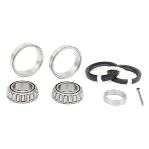 TIMKEN Front Wheel Bearing Kit - Taper Roller type - Disc 1984-01