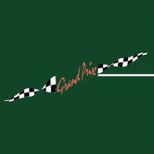 Mini Cooper Grand Prix Decal Kit - Sides & Boot
