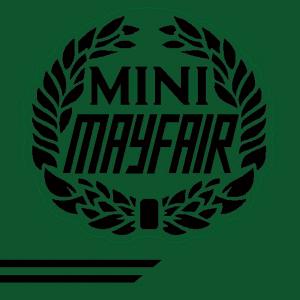 Cooper Look-a-Like Decal Kit - Mayfair - Black
