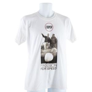 Cooper T Shirt - Steve McQueen - small