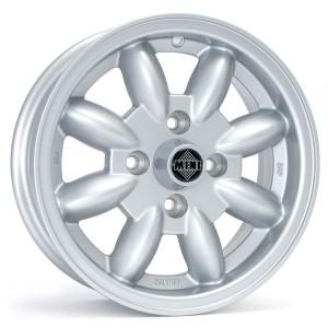 Minator 5.5'' x 13'' Silver Wheel  ET25