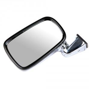 Cooper Style Left Hand Chrome Mirror