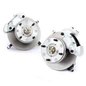 "Disc Brake Assembly - Mini Cooper S 7.5"""
