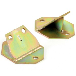 Front Subframe Solid Rear mounts pair