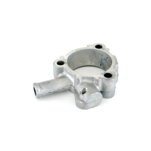 Thermostat Sandwich Plate - Cooper Carb 1990-94 - 8mm Threaded Hole
