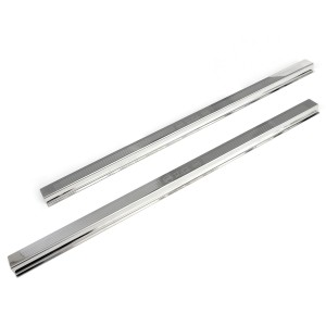 Cooper Stainless Door Sill Edgings