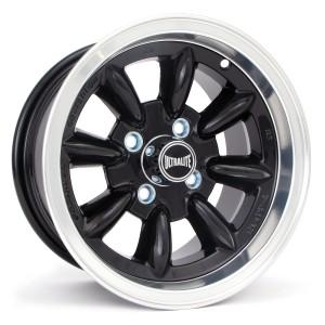 "7 x 13"" Ultralite Mini Wheel - Black"