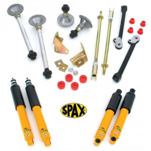 Performance Handling Kit with Spax shock absorbers