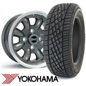 "6 x 13"" Ultralite Gunmetal - Yoko A539 Package"