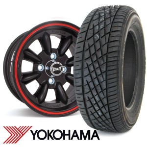 "7 x 13"" Ultralite Black - Yoko A539 Package"