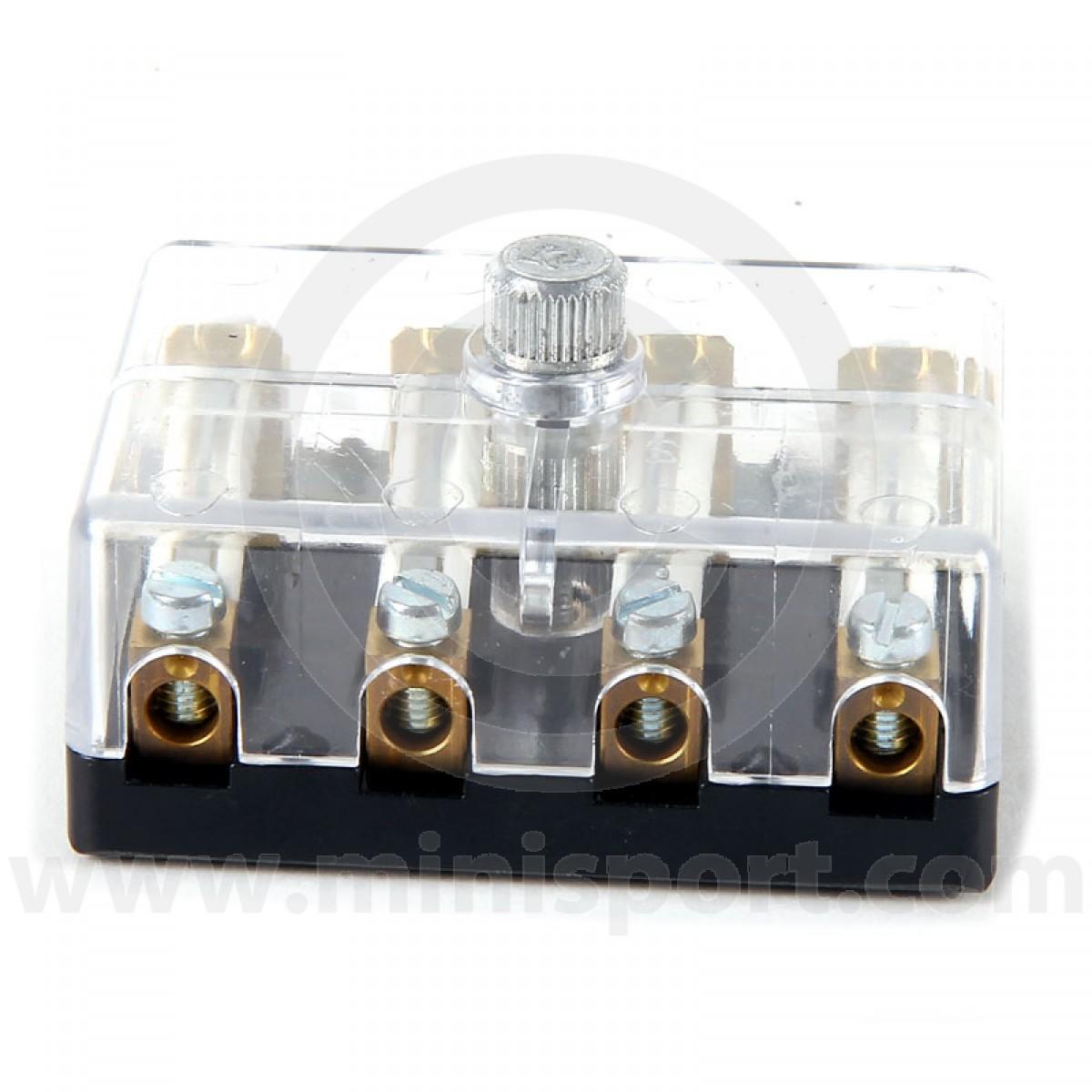 LMA711 - Mini 4-way - Fuse box   Mini Electrical   minisport ... on