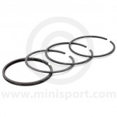 Goetze piston rings to suit Mini 998cc circlip fit, dished type pistons STD (standard size)