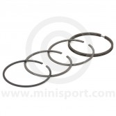 Goetze piston rings to suit Mini 998cc circlip fit, dished type pistons at 0.040""