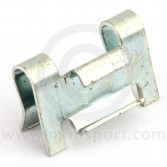 13H525 Clip for mounting the lower door moulding strips (24A342 LH, 24A342 RH) on Mini Mk1 and Mk2 models