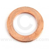 22A134 Copper washer for the magnetic sump plug (DAM7335) which fits into the Mini gearbox.