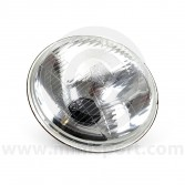 Lucas Mini Headlight LHD Euro bulb