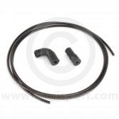 Plastic Vacuum Pipe Kit Distributor to Carb
