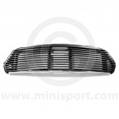 Rover Mini Black Grille - External Release 1989-96