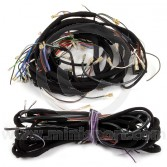 Braided Wiring Loom - Mk1 Mini Van/Traveller 5L672V
