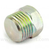 88G619 Cylinder head water bypass tube blanking plug