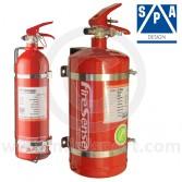 4.0 Ltr Steel Mechanical + 2.4 Ltr Hand Held Extinguisher Kit