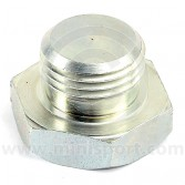 "ADP210 5/8""UNF blanking plug to seal the inlet manifold servo union connection, for Mini models without brake servo."