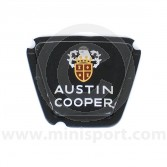 Bonnet Badge Austin Mini Cooper Mk2