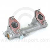 Inlet Manifold - Twin HS2 SU