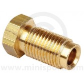 "3/8"" Male Brake Pipe Fitting"