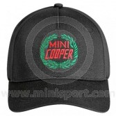 Mini Cooper Laurel Cap