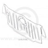 MCR11.41.19.00 Rear Seat Bulkhead - Mini MK1-2