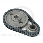 Mini Sport Duplex Timing Gear & Chain Set