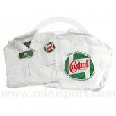 Castrol Cloth Badge