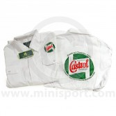 "Castrol Classic Mechanics Overalls - 56"" Chest"