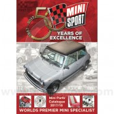 Mini Sport 50th Anniversary Catalogue 2017/18