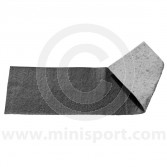 CK3000 Classic Mini engine bulkhead sound deadening felt, to suit all Mini models 1959 to 2001