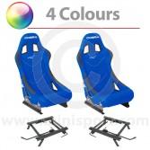 Cobra Monaco Pro Seat Package