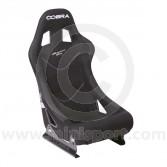 Cobra Monaco Pro Seat - Black