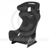 Cobra Sebring Pro Seat - Standard Width - Black