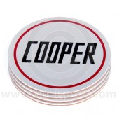Cooper coasters stack